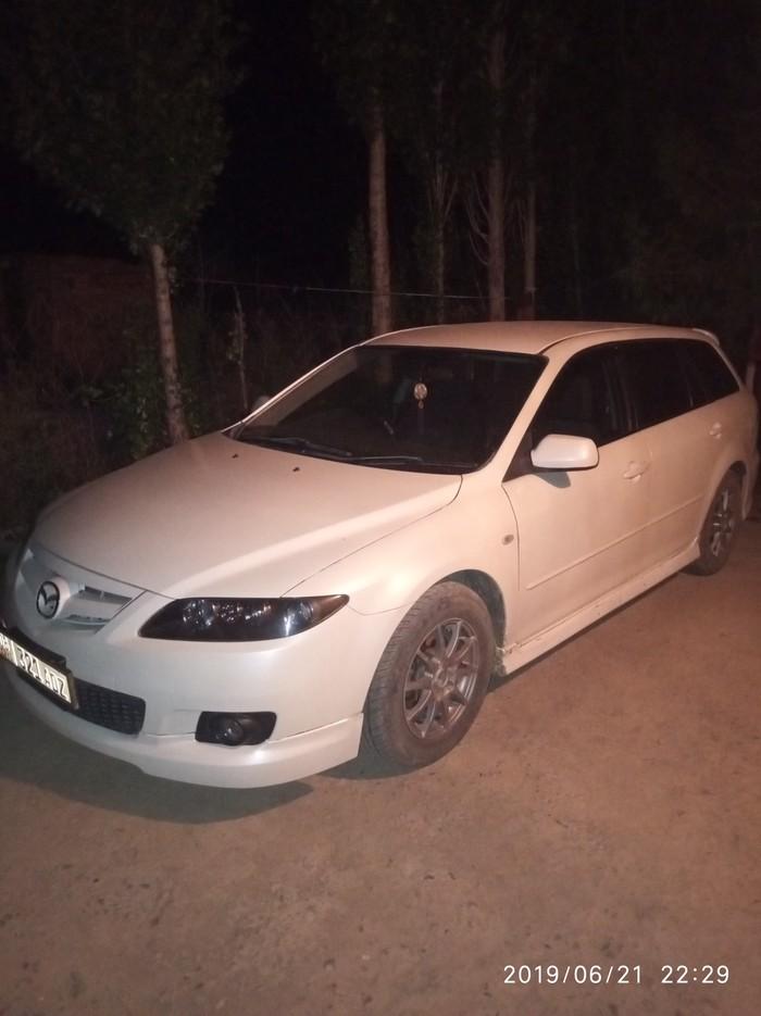 Mazda Atenza 2003. Photo 4