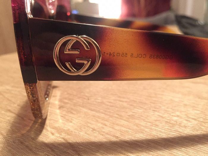 Gucci naocare nove - Indija