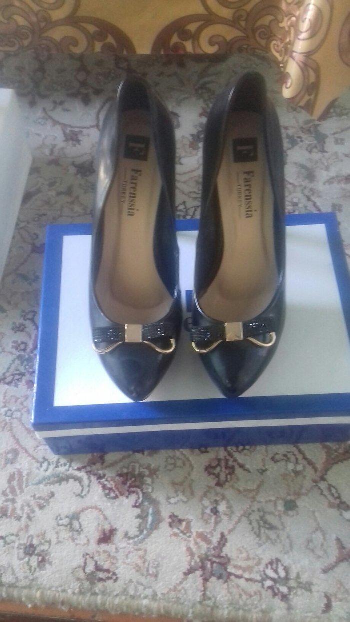 туфли с  высокой каблуком 38 размер в Душанбе