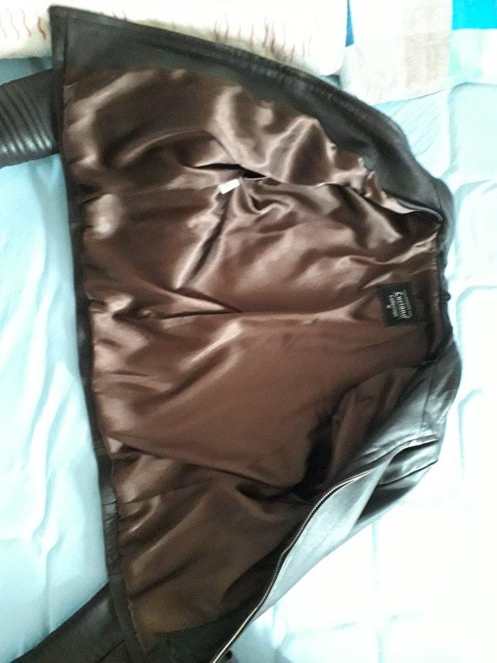 Kozna jakna m velicina. Photo 1