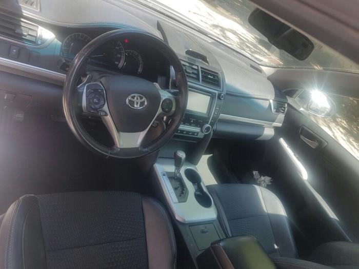 Toyota Camry 2012. Photo 3