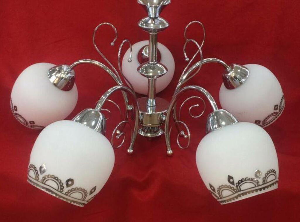 5 lampali listura