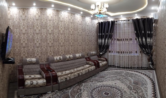 Продается квартира: 2 комнаты, 54 кв. м., Душанбе. Photo 1