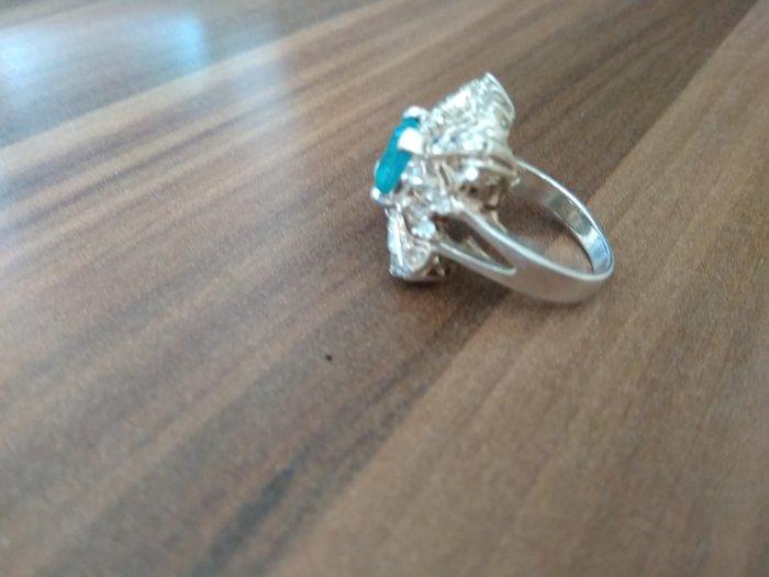 Продам серебряное кольцо. Photo 1