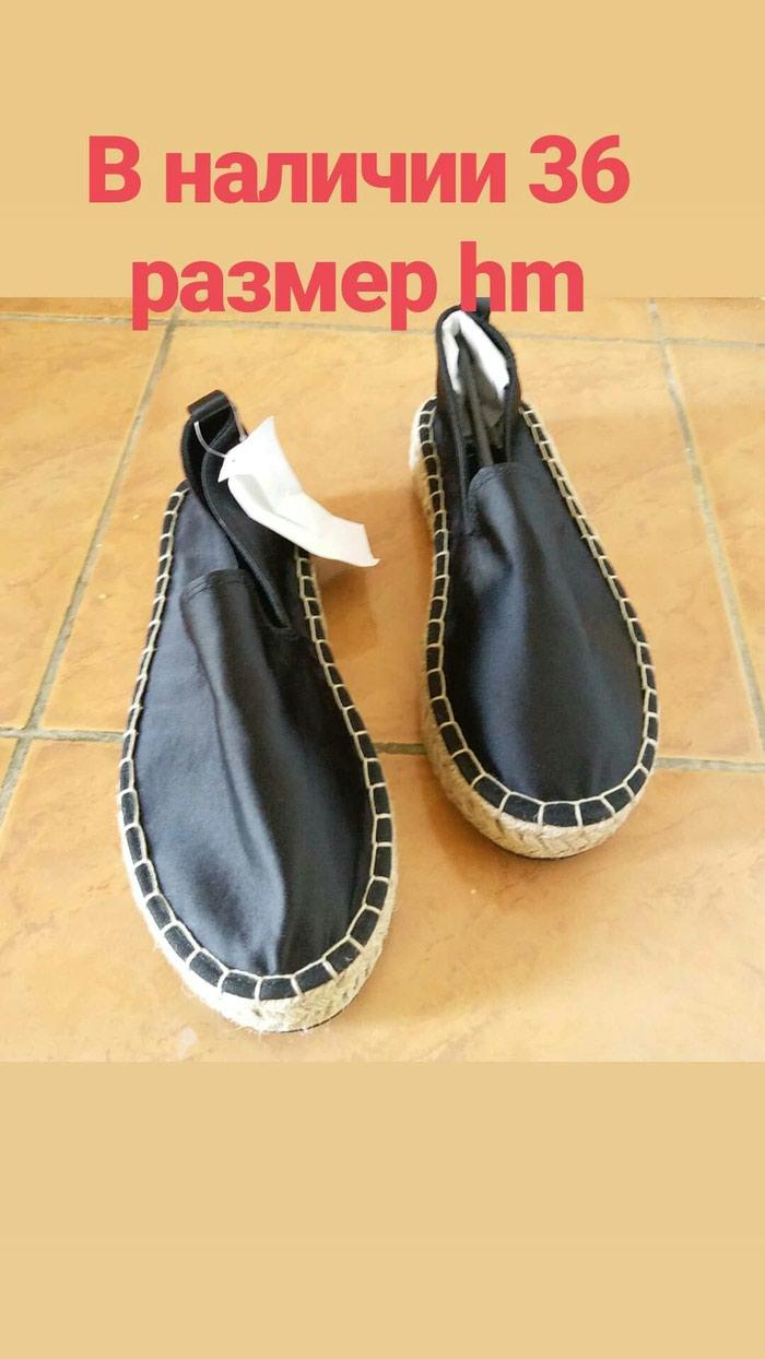 5289312f370d продаю hm размер 36,новый - Договорная в Бишкеке: Женские туфли на ...