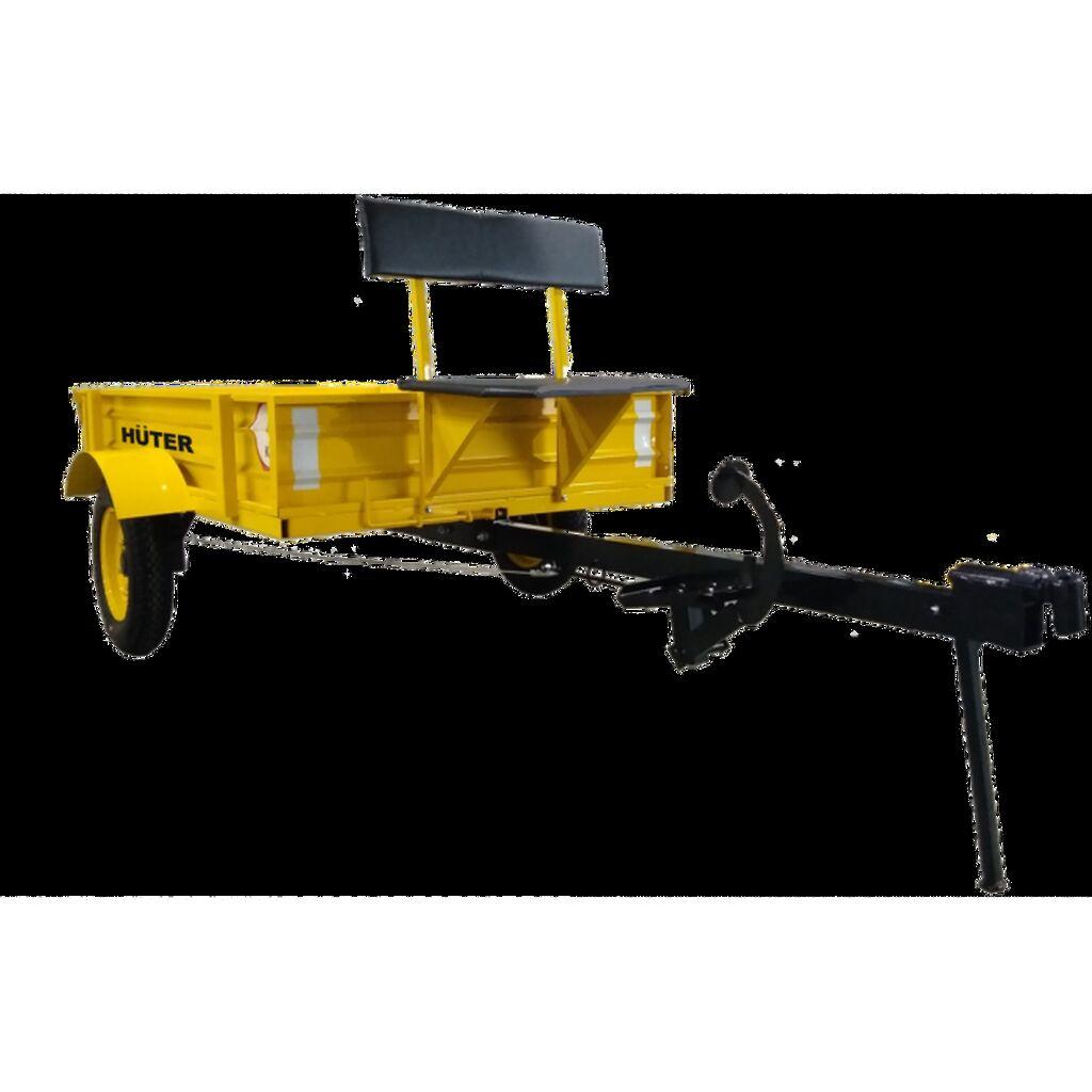 Прицеп для мотоблока Huter 360 кг