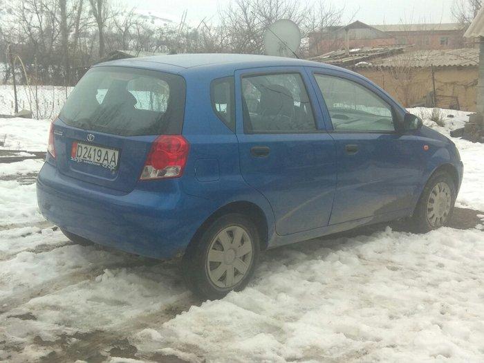 Машина.   в Узген