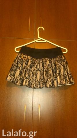 μίνι φούστα m/l με ΔΑΝΤΕΛΑ σε Κεντρική & Δυτικά Προάστια