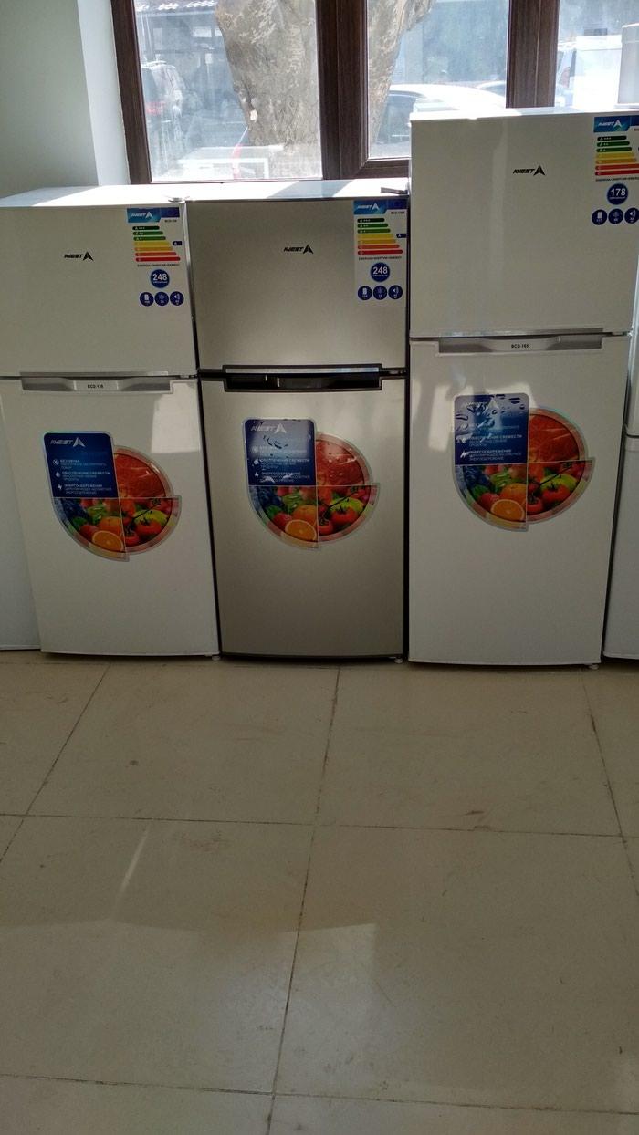 Новый Двухкамерный Белый холодильник Avest: Новый Двухкамерный Белый холодильник Avest
