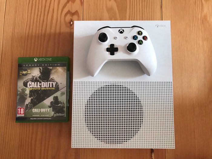 Xbox One S 1TB Console Microsoft Xbox one S 1Tb Brand New . Photo 1