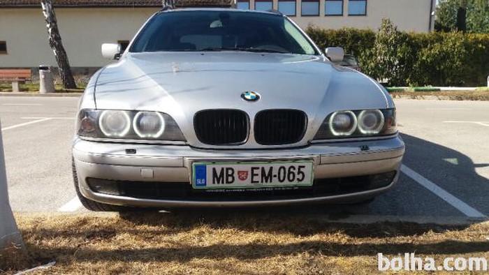 BMW 520 1.1 l. 1999 | 3 km