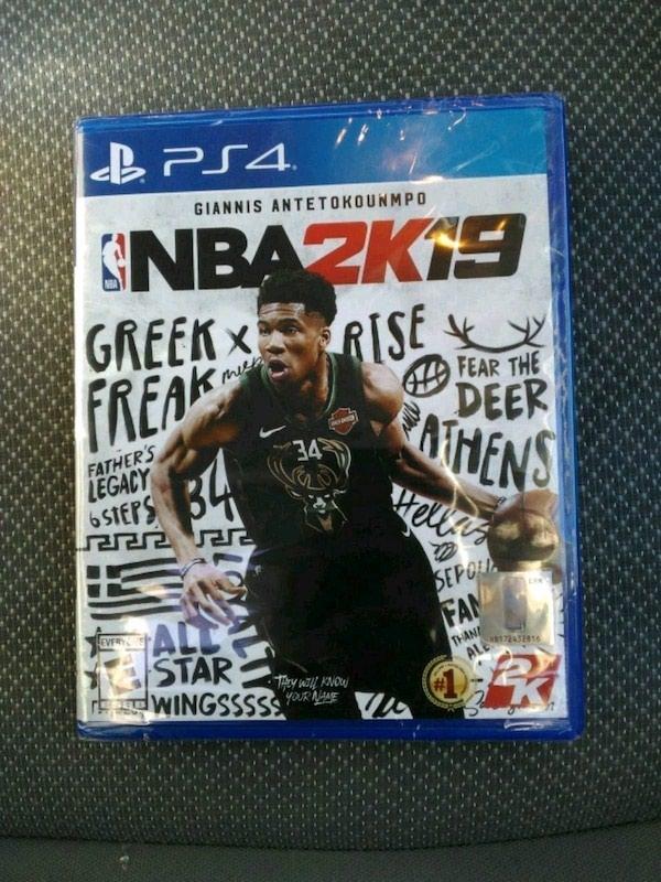 NBA 2k 2019. Photo 0