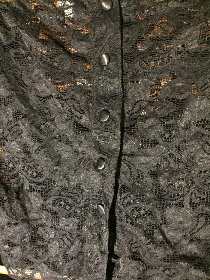 Δαντελένιο μπούστο με μπανέλες , από ΝΥ Guess  No small/ medium . Τιμή. Photo 5