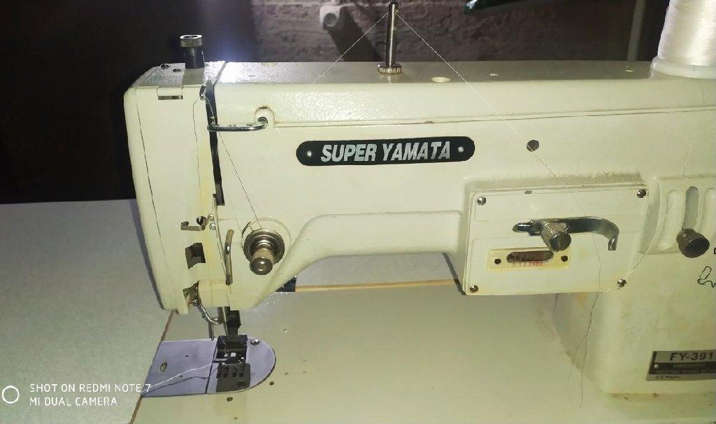 Продам швейную машинку супер ямата в идеальном состоянии