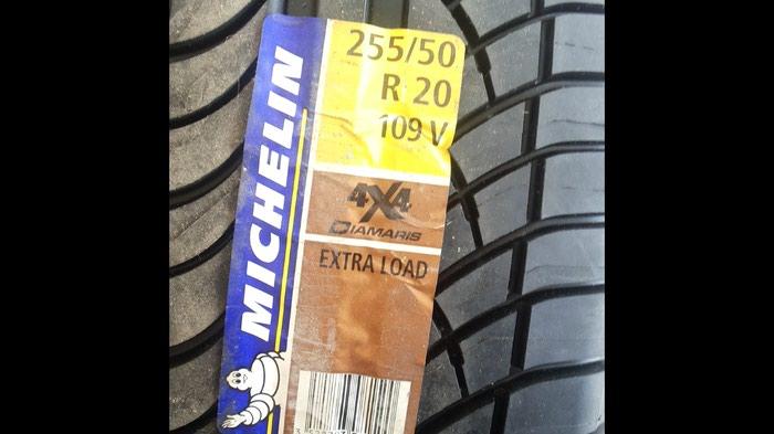 Новый размер 255/50 R 20 109 v. Photo 0