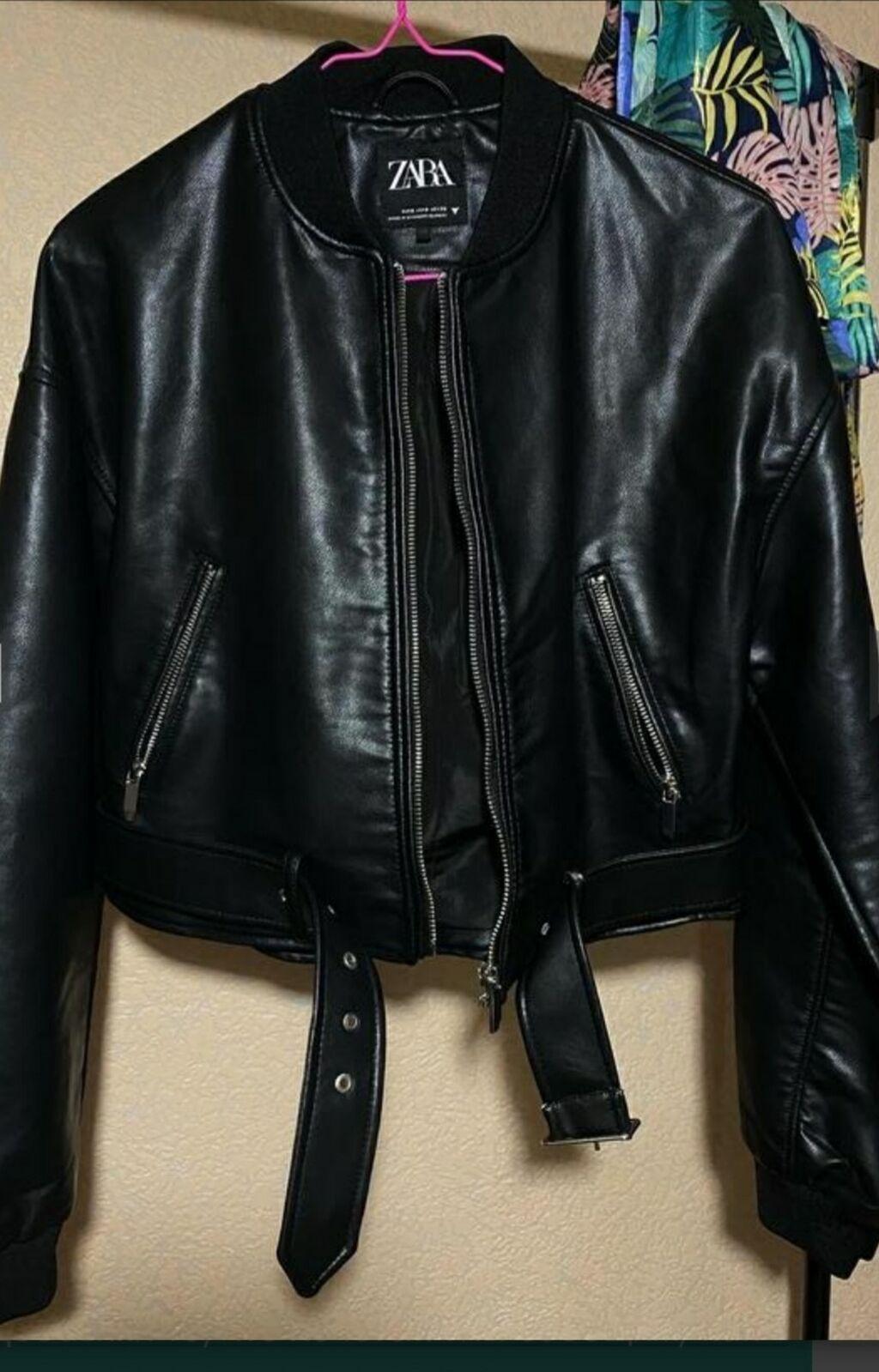 Куртка бомбер от Zara. Покупала В Турции в прошлом году. Почти не носи: Куртка бомбер от Zara. Покупала В Турции в прошлом году. Почти не носи
