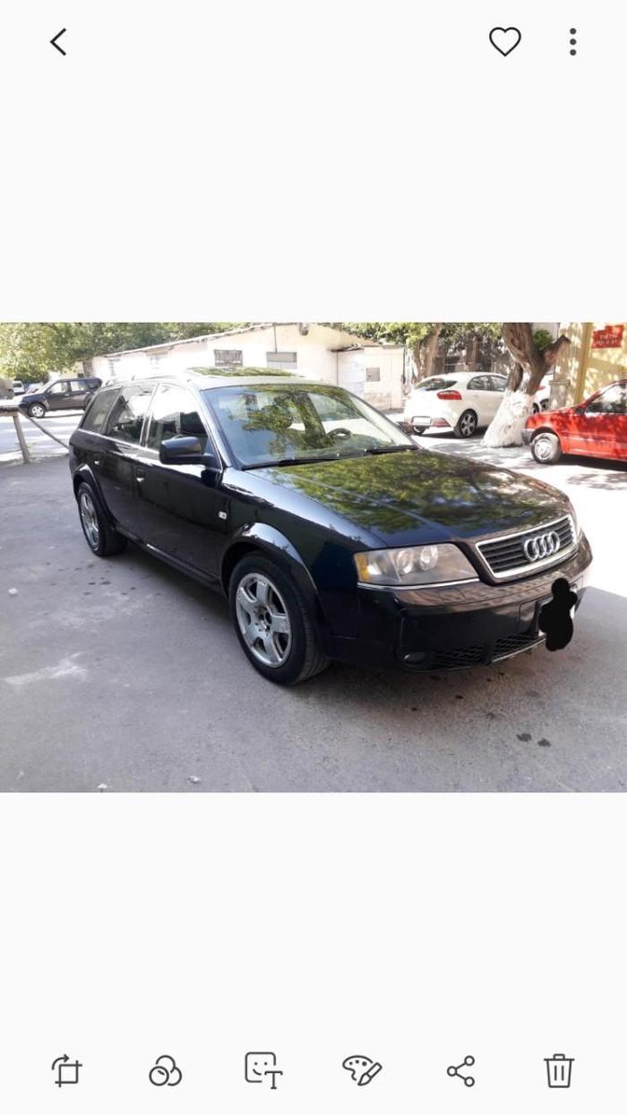 Audi Allroad 2003. Photo 0