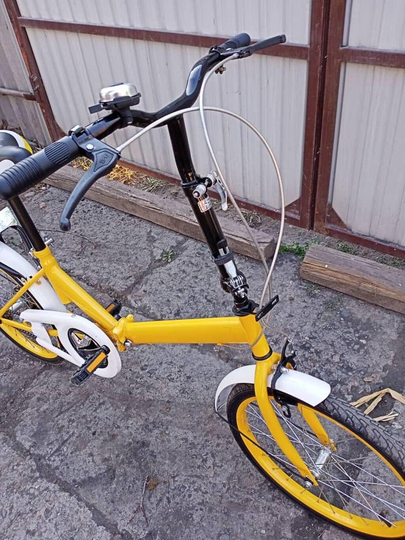 Продаю велосипед новый не раз не пользованый подойдёт ребенку7-8ми лет  цена 6000