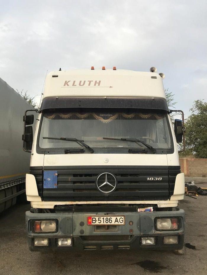 Mercedes benz , рефрежератор , возможен обмен в обеи стороны. . Photo 0
