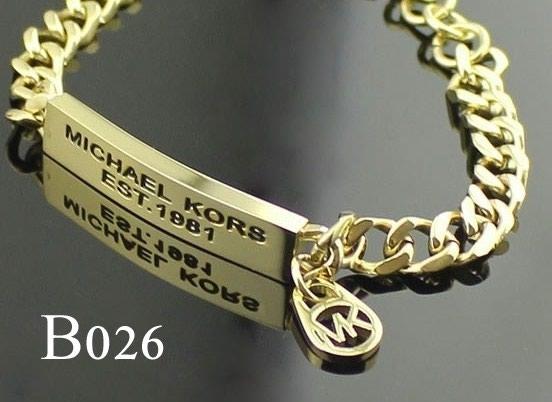 ΒΡΑΧΙΟΛΙ MK (collection 2017).To προϊόν είναι stock. Photo 1