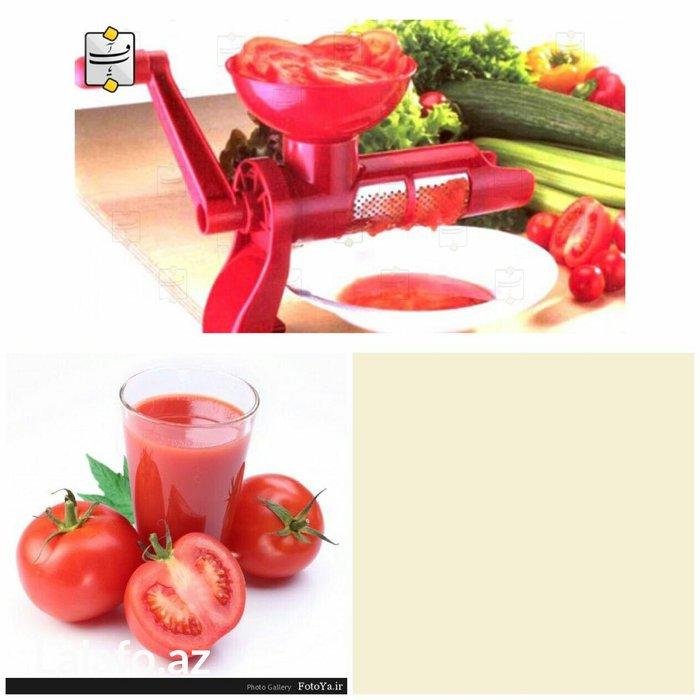 Bakı şəhərində Pomidor tamat eden
