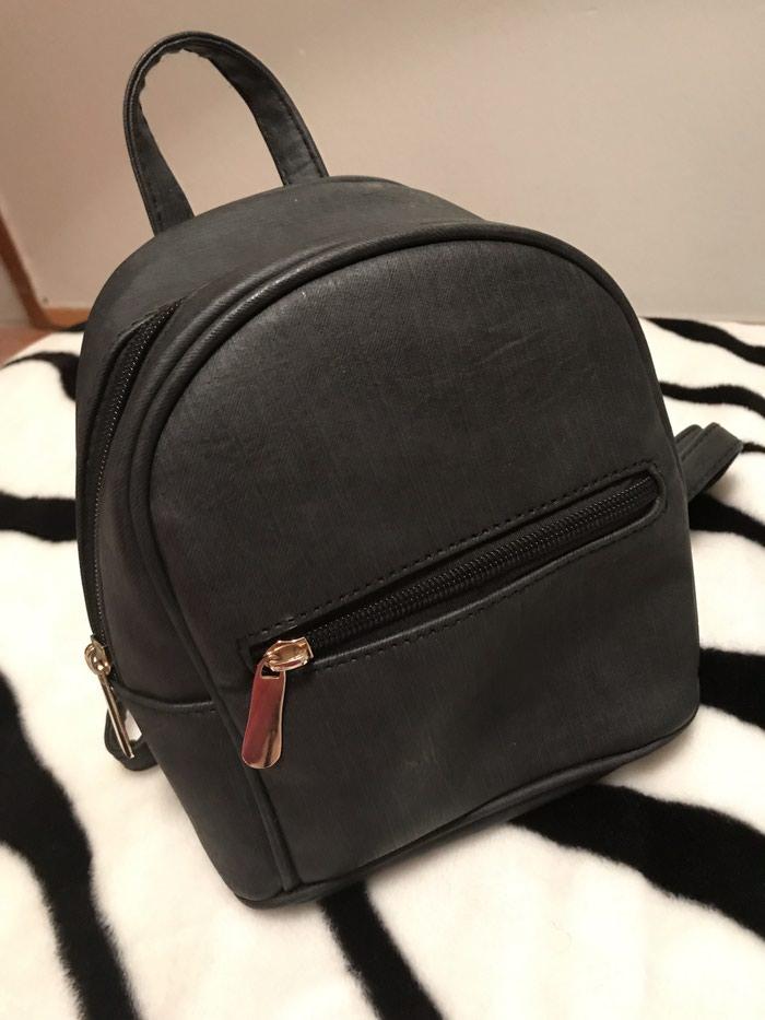 Mini backpack . Photo 2