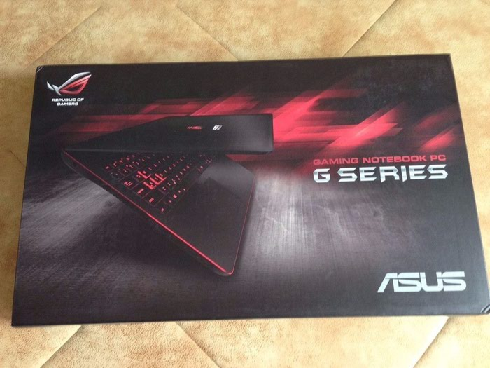 ASUS ROG GL502VT DS74 15.6 Notebook Core i7 6700HQ 2.6 GHz 16GB σε Δονούσα