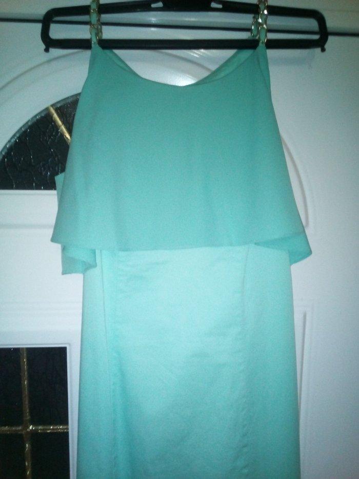 ΣΕΒΗ Φορεμα ως το γονατο πολυ κομψο! με ανοιχτη πλατη!! σε Γαλατάς