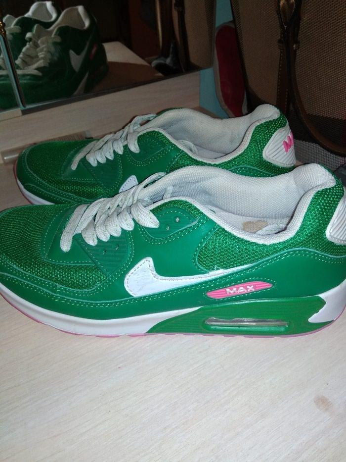529e6188 Суперские крассовки Nike Max.оригинал.размер 40.малрмерят.новые в  Лебединовка