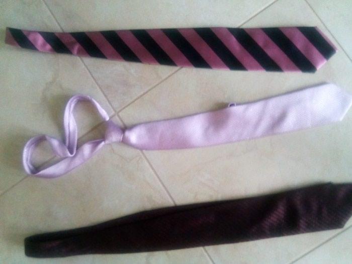 Σετ γραβάτες σε πολύ καλή κατασταση. Photo 0