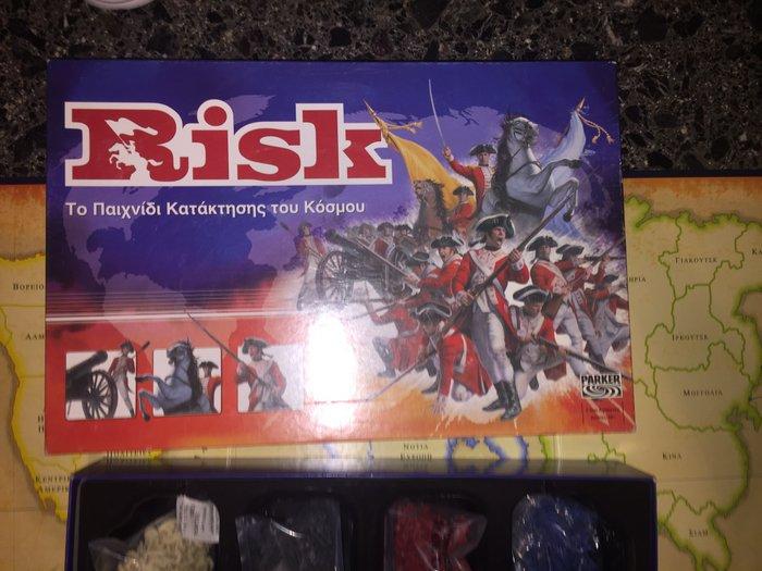 Πωλείται το Επιτραπέζιο Risk έκδοσης. Photo 1