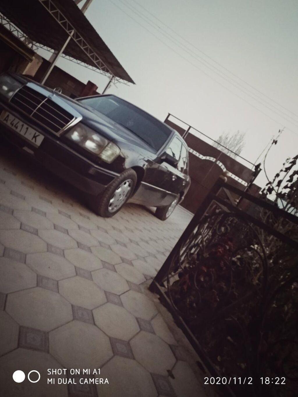 Mercedes-Benz W124 2.3 л. 1992: Mercedes-Benz W124 2.3 л. 1992