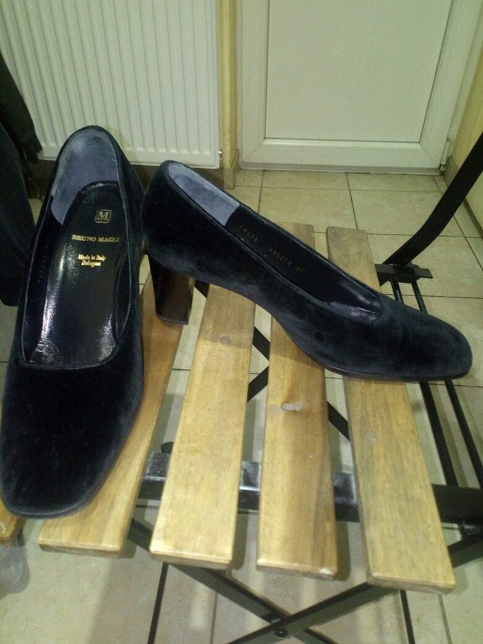 Cipele Bruno Magli br 40, ocuvane. Stikla 7cm.. Photo 5