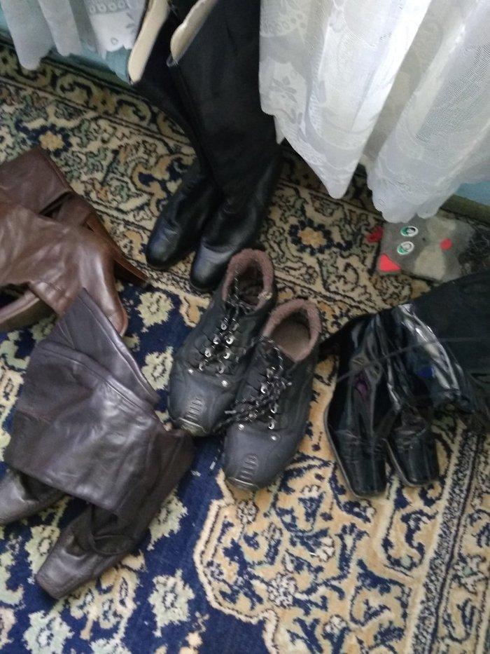 1cedaea96359 Продажа Секонд хенд много женской обуви за Договорная в Бишкеке ...