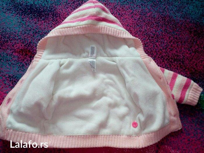 dzemperic jaknica mekano ...za bebe vel 62 - Sid