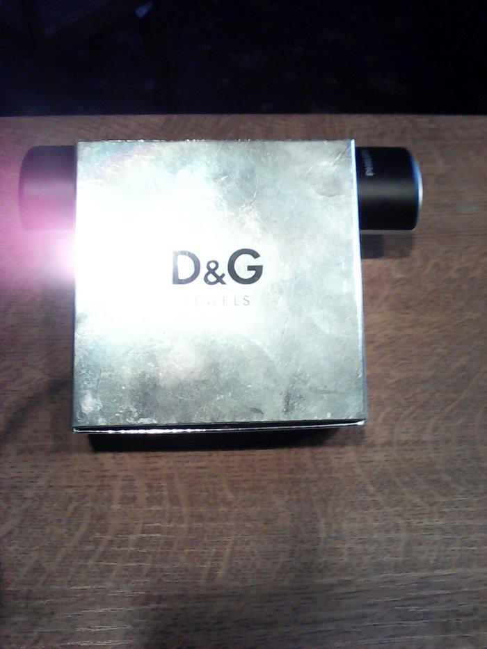 Ανδρικο υπεροχο δωρο D&G originale αποστολη μεΕΛΤΑ η κουριερ και αντικ. Photo 2