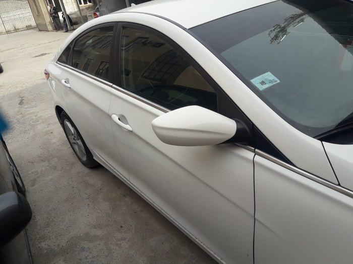 Hyundai Sonata 2013. Photo 3