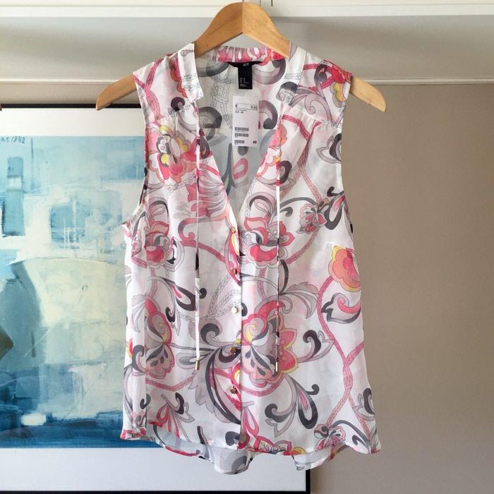 2 ολοκαίνουργιες αμάνικες πουκαμίσες. Photo 1