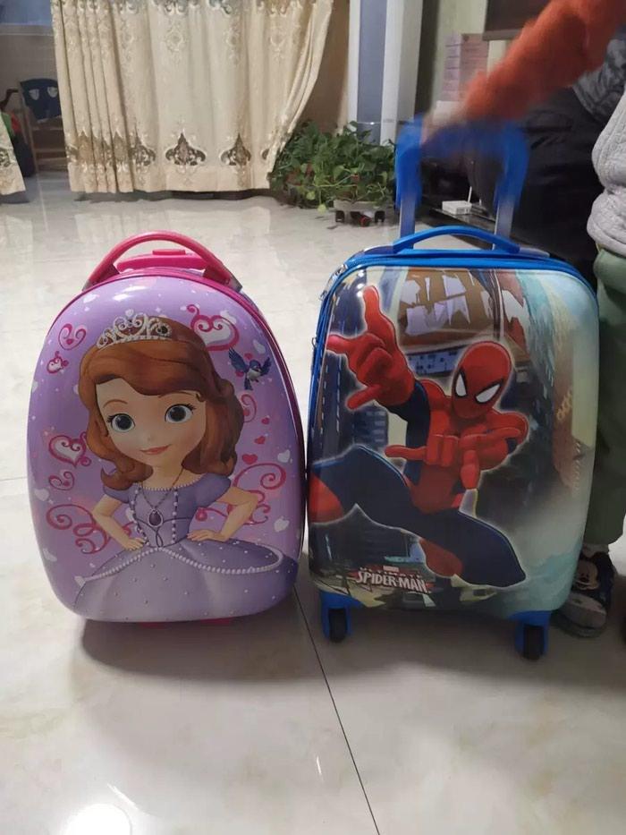 Детские дорожные чемоданчик в наличии с доставкой. Photo 2