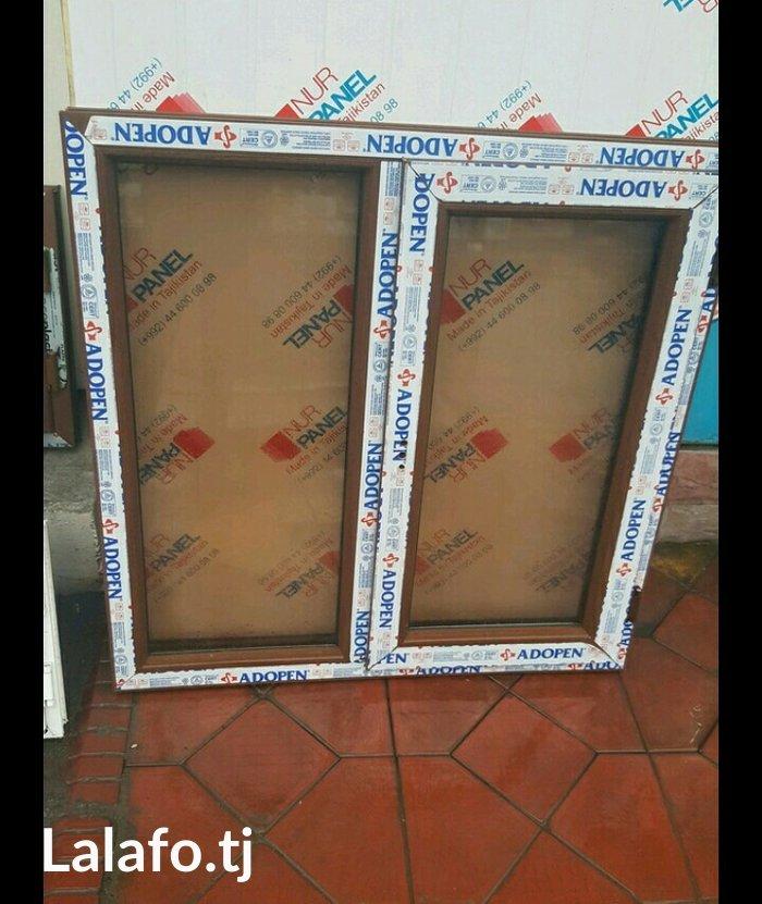 производства пластиковых окон по привлекательным ценам от 360 см в Душанбе