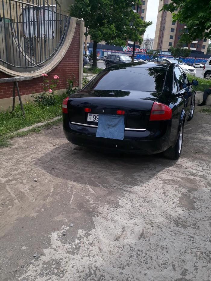 Audi A6 1999. Photo 1