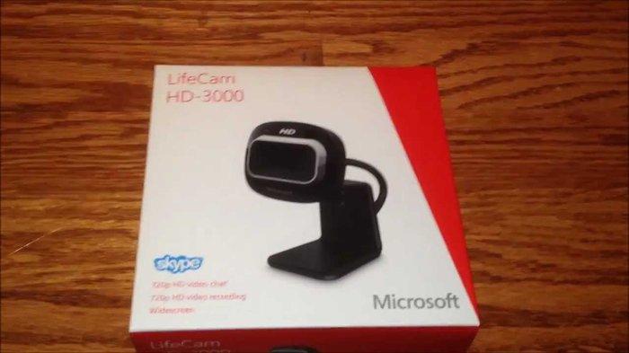 Microsoft lifecam hd-3000 Продаю новую в упаковке веб-камеру в Баку