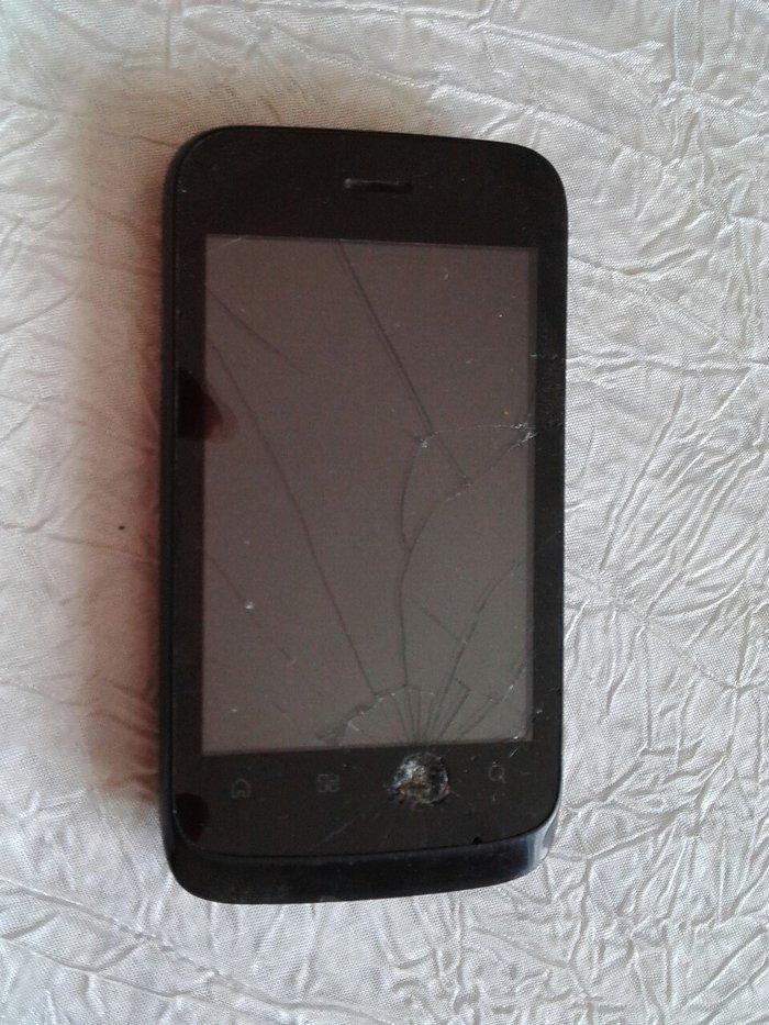 Bakı şəhərində Fly iq245+. Telefon zapcast kimi satilir. Sensoru ve ekrani catdir.