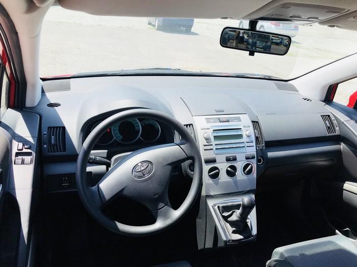 Toyota Corolla 2008. Photo 5