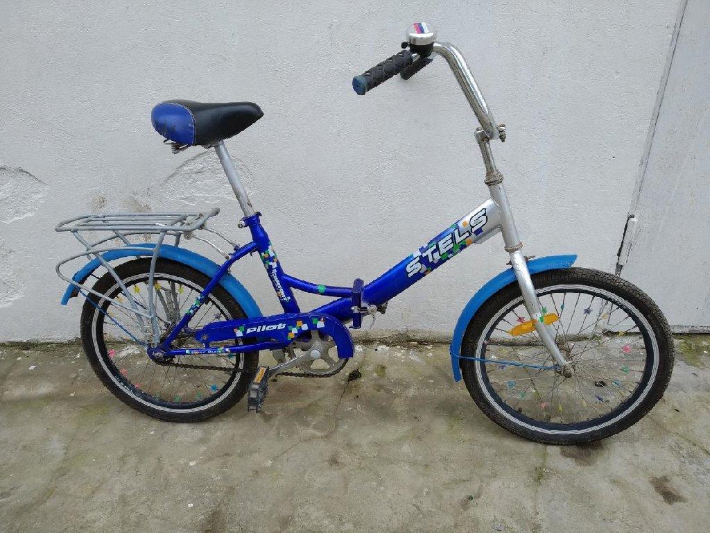 Stels velosipedi 20 liydi