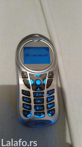 Motorola c115 U dobrom stanju,sim f