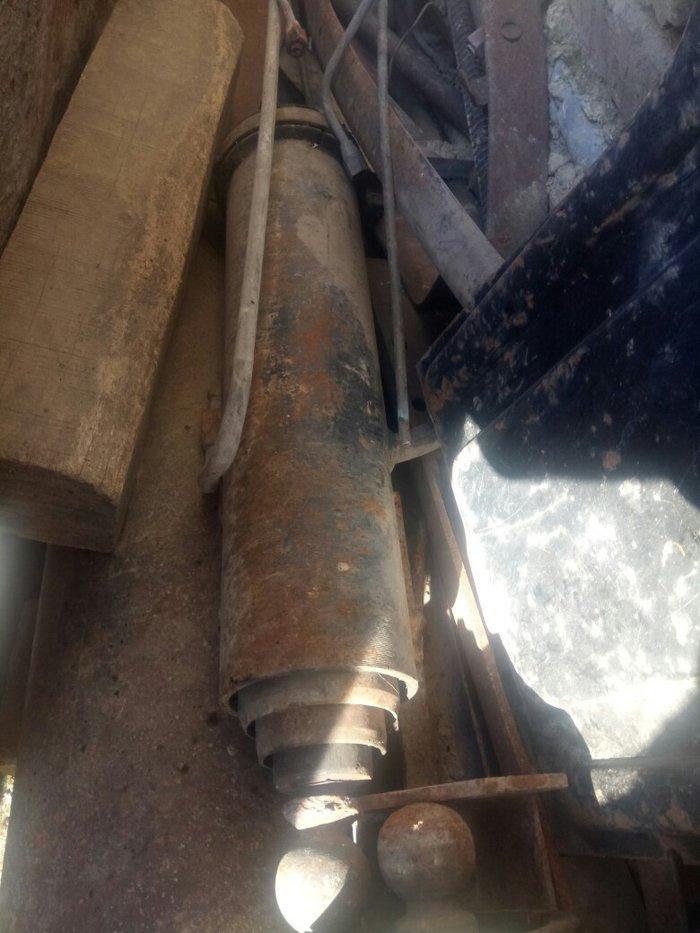 Цилиндры подойдут на газ 53 или прицеп Камаза. Цена 8000с пара в Беловодском