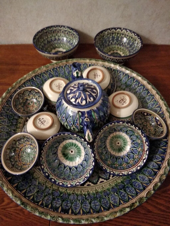 Набор посуды 1600сом. предметов13: Набор посуды 1600сом. предметов13