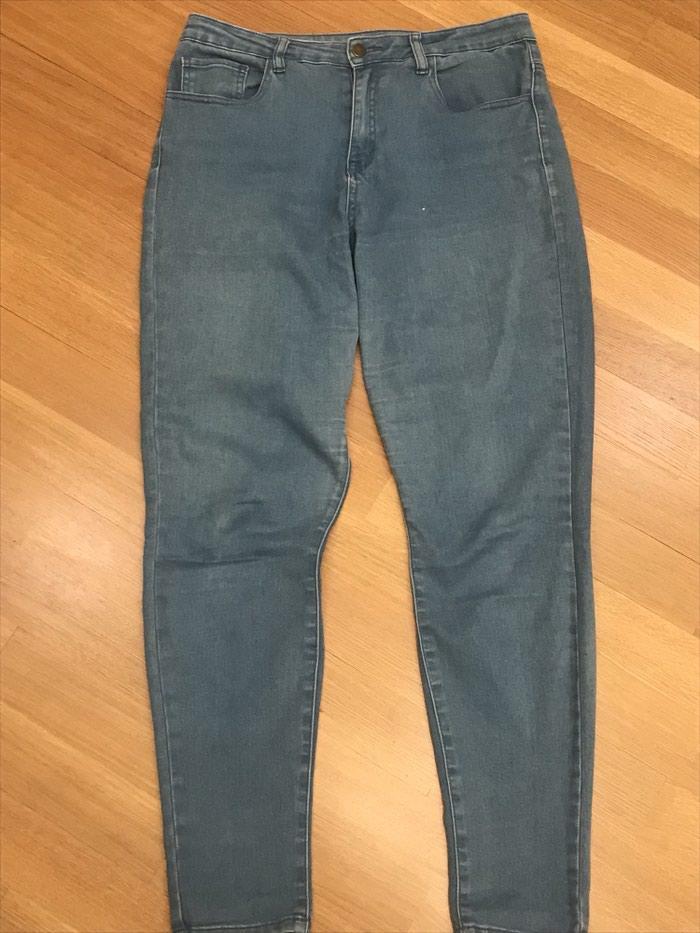 Женские джинсы 42-44. Photo 0