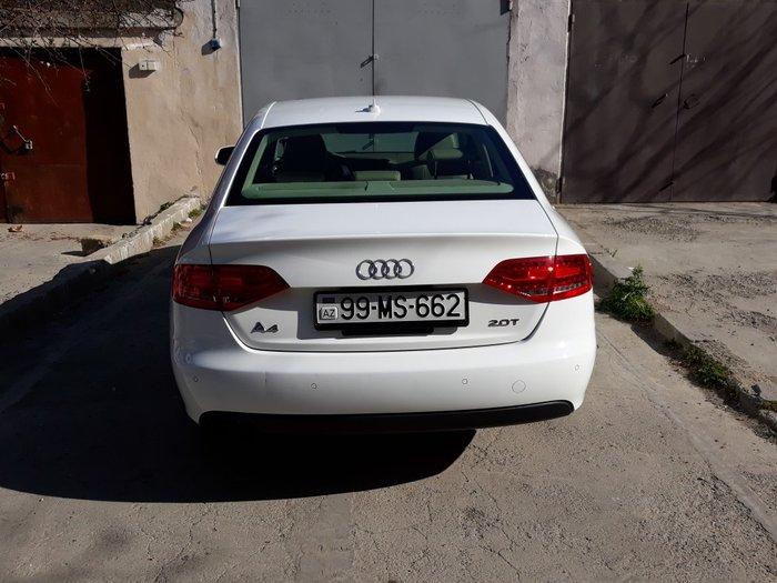 Audi A4 2009. Photo 8